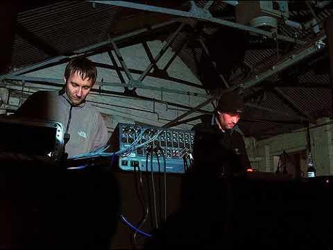 Autechre - Live in Toronto, 2008_04_12