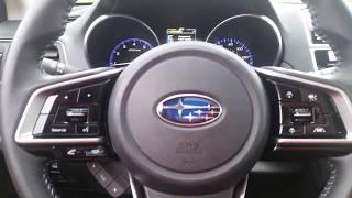 2018 Subaru Eyesight Overview