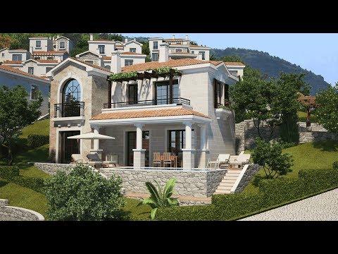 Как построить дом на продажу в Черногории