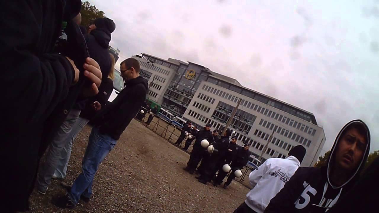 Köln Demo 25.10