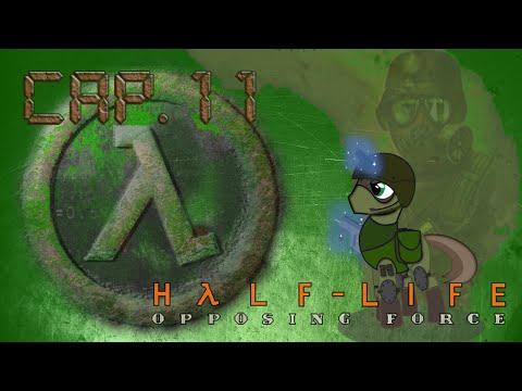 #HalfLife #OpposingForce - Cap11 - FIN + Bonus (la voz Sexy)