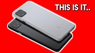 Pixel 4 XL - FIRST LOOK!