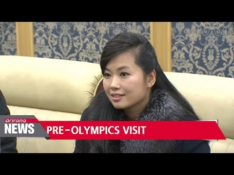 N. Korean delegates arrive in Seoul for pre-Olympics inspection