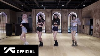 BLACKPINK - Lovesick Girls DANCE PRACTICE VIDEO