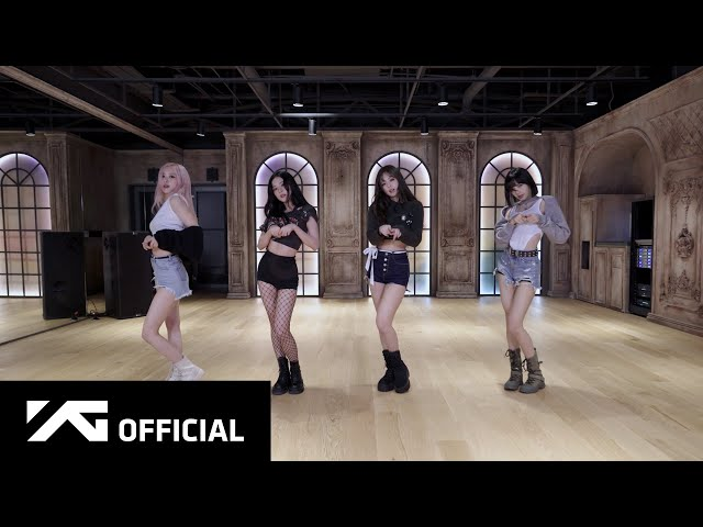 BLACKPINK - 'Lovesick Girls' DANCE PRACTICE VIDEO
