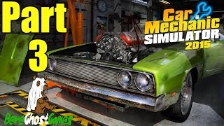 Car Mechanic Simulator 2015 Gameplay Playthrough Part 3 - Oil Changes (PC)