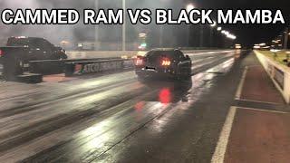 CAMMED Ram Vs FAST 2018 MUSTANG GT!!!