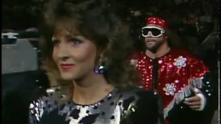 WWF Wrestling George The Animal Steele vs. Macho Man Randy Sav…