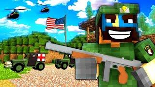 NAMCRAFT | New Secret Mission! - 8 - (Minecraft Vietnam War Roleplay)