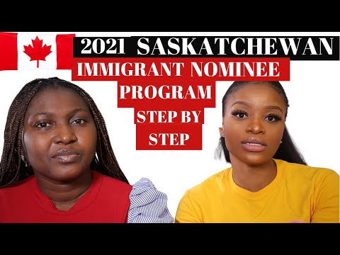2021 SASKATCHEWAN IMMIGRANT NOMINEE PROGRAM | SINP CANADA STEP BY STEP GUIDE.| IMMIGRATION TO CANADA