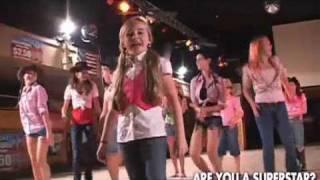"MileyWorld's ""Be a Star"" Contest Round 5 - Sabrina"