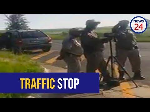 WATCH: Motorist refuses