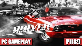 Driver Parallel Lines Gameplay - Mission: Bread Run - 1080p (PC)