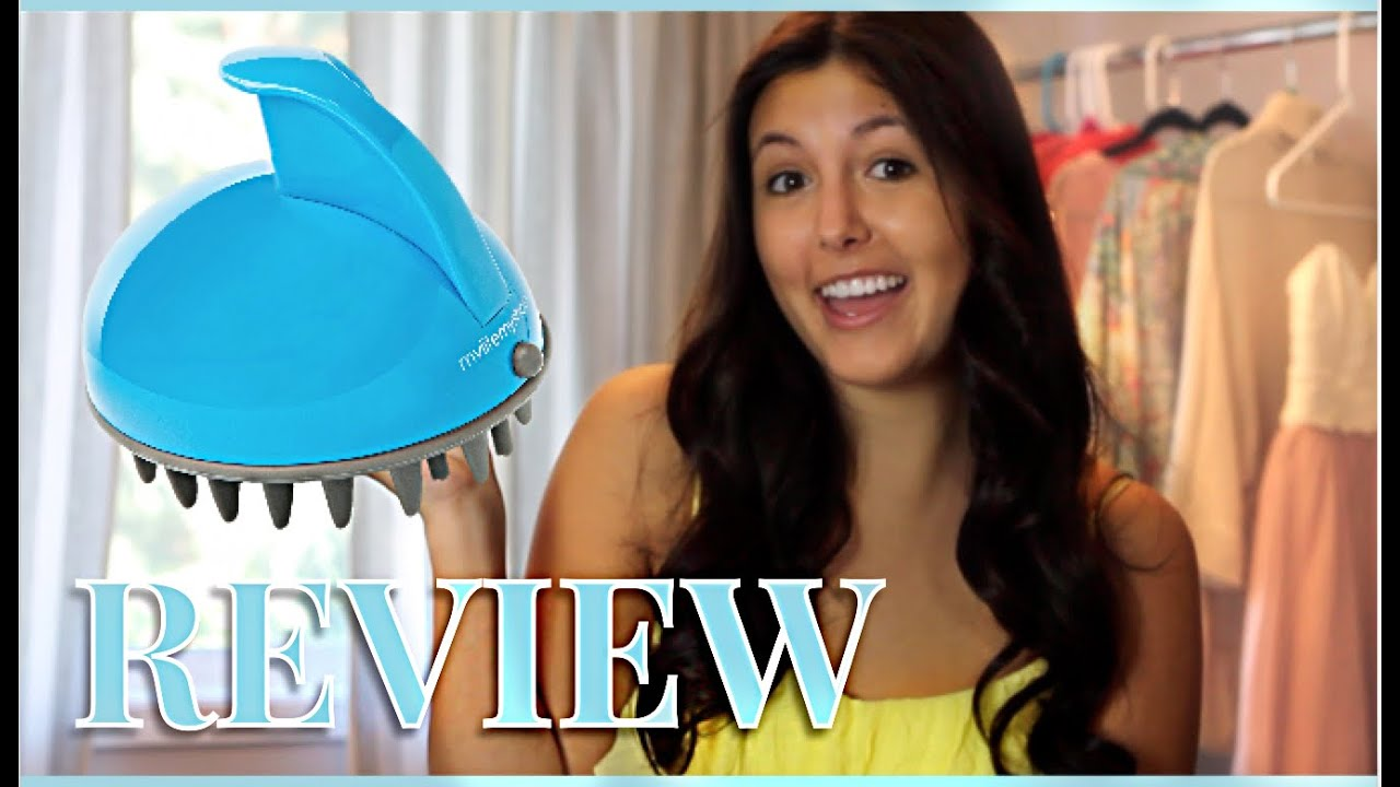 Scalp Invigorator Review Youtube