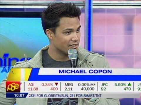 Music Bin: Michael Copon (1/2)