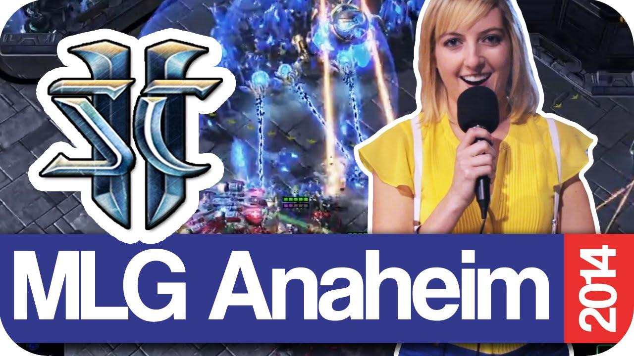 Major League Gaming MLG Anaheim 2014 Recap u0026 Fan Art  StarCraft CraftStars Season 2 Finale