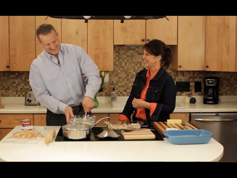 Poppy Seed Chicken Recipe // One Pan Nan with guest Jeff Dobyns
