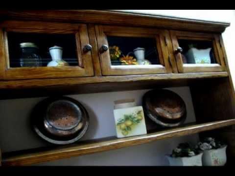 Pensili Rustici Per Cucina.Piattaie E Pensili Rustici Eredi Caselli Antonio Pensile Rustico Per Cucina Art E7 Youtube