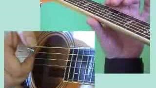 Classical Gas Guitar Lesson - Part Four