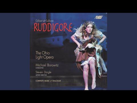 """Ruddigore: Scene: """"Welcome Gentry"""""""