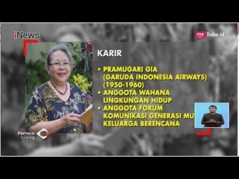 Inilah Profil Novelis dan Sastrawan NH Dini - iNews Siang 05/12 Mp3