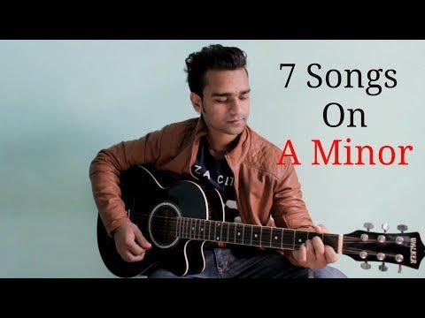 Tutorial #1 | Hindi Songs Mashup | 7 Songs On A Minor | Cover | Shariq Khan