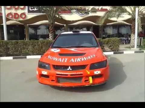 Kuwait International Rally 2012~2015 Highlights