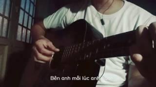 Cảm Ơn Em   Guitar Cover