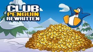 Coins Hack Club Penguin Rewritten   No Fake   June 2017