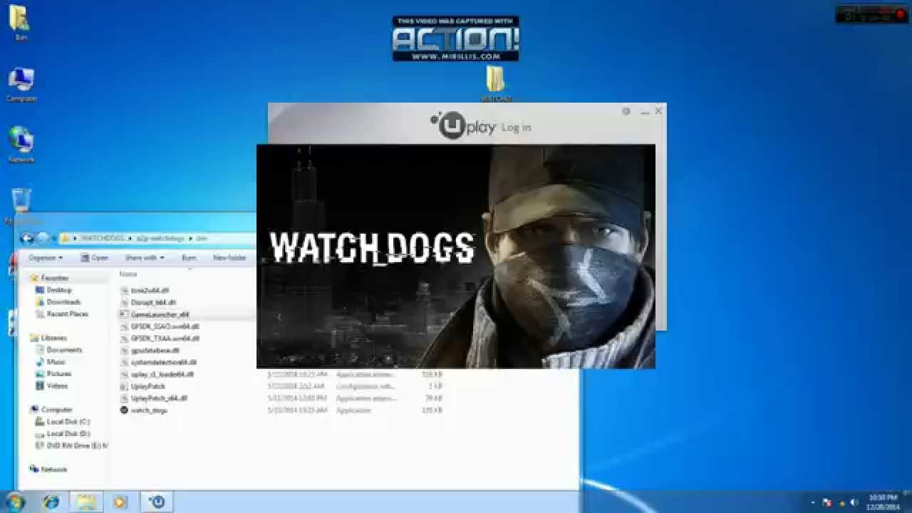 watch dogs activation code uplay free download