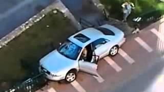 Пьяный+водила+уничтожил+Audi+A8