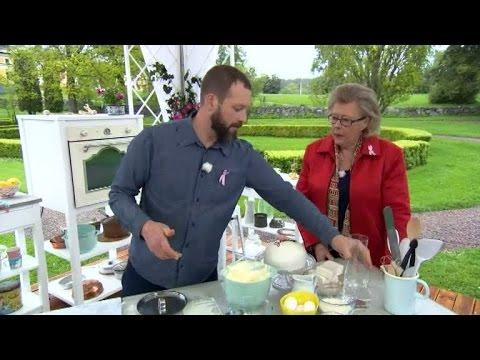 Johans och Birgittas bakskola: Så lyckas du med din prinsesstårta - Hela Sverige Bakar (TV4)