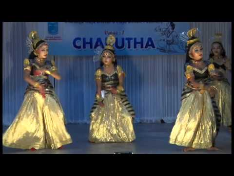 first prize winning group dance for Thrissur cbse sahodaya  competition 2015