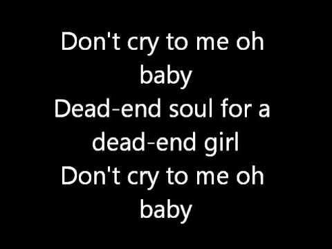 Metallica die die my darling karaoke