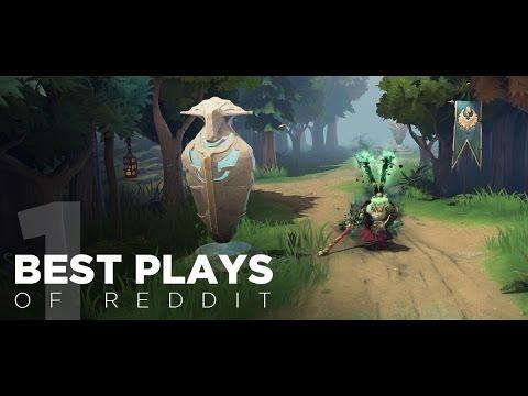Dota 2 Best Plays of Reddit - Ep. 01 (Pro Version)