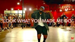 """Taylor Swift - """"Look What You Made Me Do"""" - JR Taylor Choreography"""