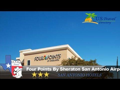Four Points By Sheraton San Antonio Airport - San Antonio Hotels, Texas