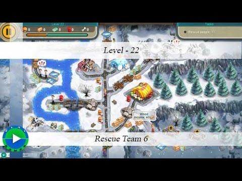 Rescue Team 6 CE - Level 22  