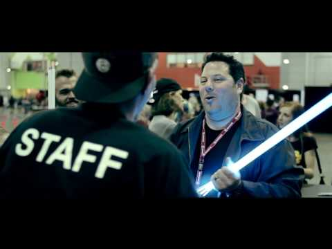 Greg Grunberg Sons of Obiwan presentations