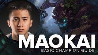 Maokai S5 Top Carry Guide by Cloud9 Balls | League of Legends