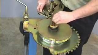 Maxi Bend metal tube bender