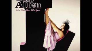 Lily Allen - Fuck You [HQ]