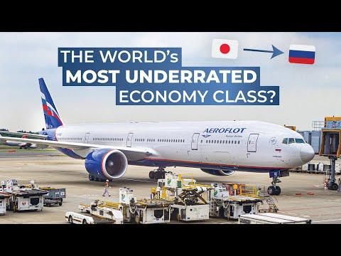 TRIPREPORT | Aeroflot (ECONOMY) | Tokyo Narita - Moscow Sheremetyevo | Boeing 777-300ER