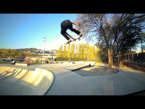 Hydroponic Skateboarding  - Santa Coloma de Gramenet Skatepark Day