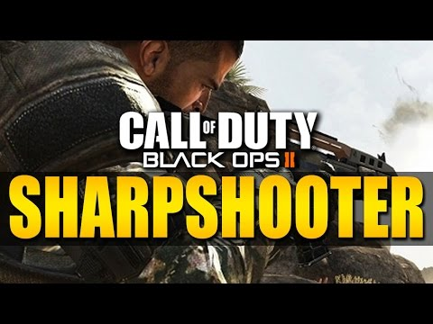 Black Ops 2 SHARPSHOOTER #1 with Vikkstar & Friends (Black Ops 2 PC Wager Match)