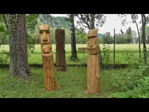 """RIOTURBAN """"quick Moai"""""""