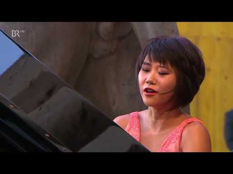Yuja Wang, Valery Gergiev   Brahms Piano Concerto No  1 in D minor # NEW 2017