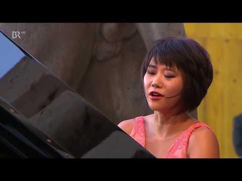 Yuja Wang, Valery Gergiev   Brahms Piano Concerto No  1 in D minor # NEW 2017