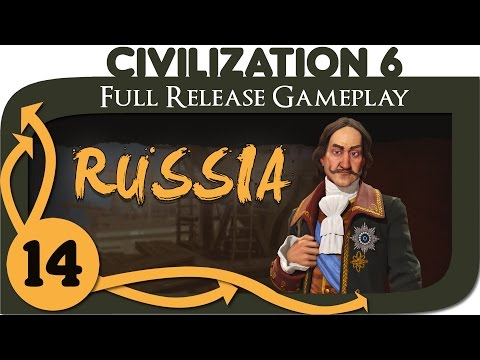 Civilization VI - Russia Gameplay - Ep. 14 | Civ 6 Full Release Let's Play