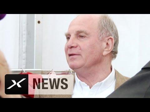 Uli Hoeneß kandidiert wieder als Präsident, Karl Hopfner tritt ab | FC Bayern München